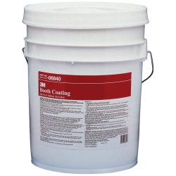 Universal (All Vehicles) 3M Booth Coating, 5 Gallon