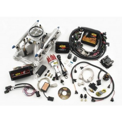 66-70 Ford Fairlane 500;;66-70 Fairlane  Accel Duel Fuel Injection Kit (Engine Builder Plug And Play System - 475 HP)