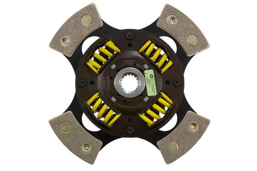 1995-1998 Dodge Avenger; 2.0L Engine ACT 4-Pad Sprung Race Clutch Disc
