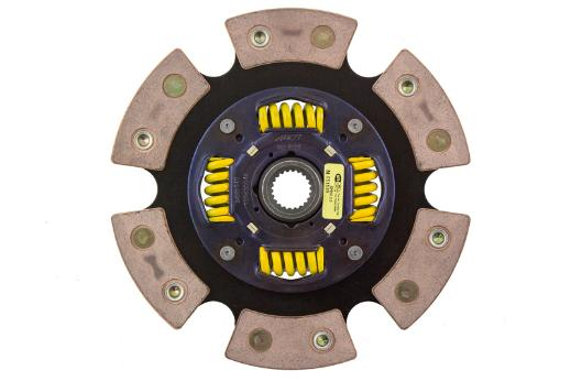 1991-1999 Saturn S-Series; 1.9L Engine ACT 6-Pad Sprung Race Clutch Disc
