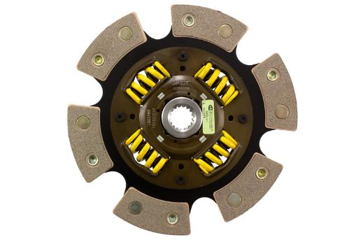 1995-1998 Dodge Avenger; 2.0L Engine ACT 6-Pad Sprung Race Clutch Disc