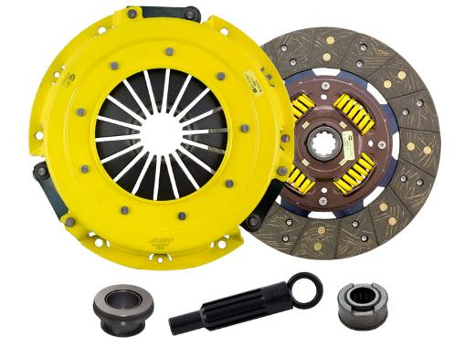 1986-1995 Mercury Capri; 5.0L Engine ACT Clutch Kit - Heavy Duty Pressure Plate (Performance Street Sprung Disc)