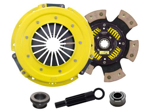 1986-1995 Mercury Capri; 5.0L Engine ACT Clutch Kit - Sport Pressure Plate (Race Sprung 6-Pad Disc)