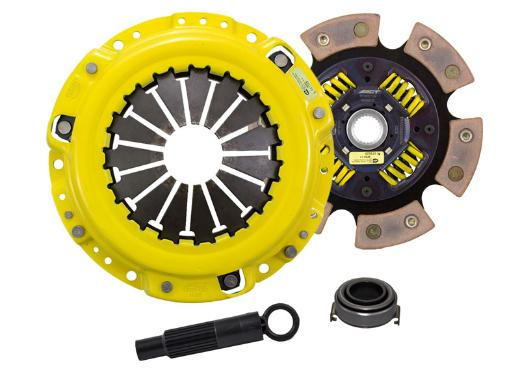 1997-1999 Acura CL ACT Clutch Kit - Heavy Duty Pressure Plate (Race Sprung 6-Pad Disc)