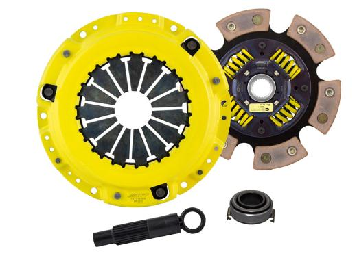 1997-1999 Acura CL ACT Clutch Kit - Sport Pressure Plate (Race Sprung 6-Pad Disc)