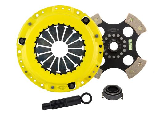 1997-1999 Acura CL ACT Clutch Kit - Sport Pressure Plate (Race Rigid 4-Pad Disc)
