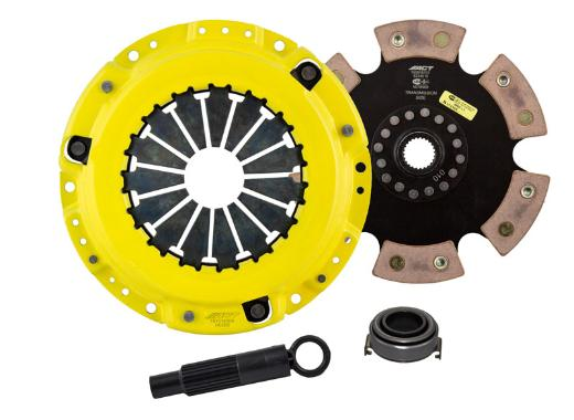 1997-1999 Acura CL ACT Clutch Kit - Sport Pressure Plate (Race Rigid 6-Pad Disc)