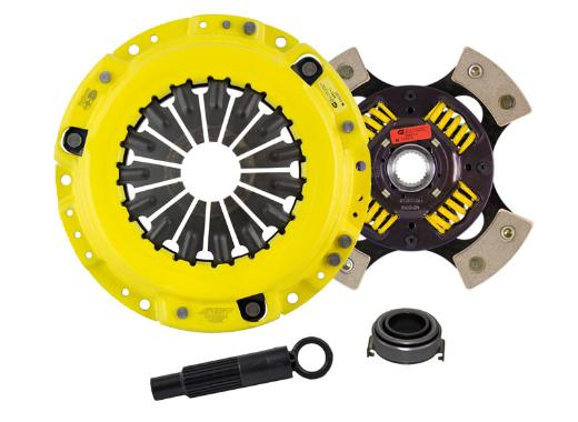 1997-1999 Acura CL ACT Clutch Kit - Xtreme Pressure Plate (Race Sprung 4-Pad Disc)