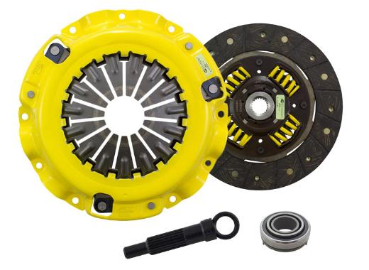 1992-1995 Eagle Summit; 2.4L ACT Clutch Kit - Xtreme Pressure Plate (Performance Street Sprung Disc)
