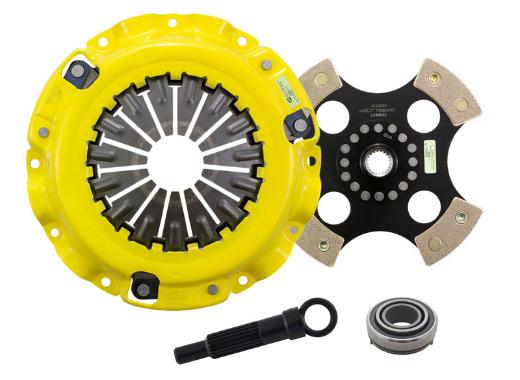 1992-1995 Eagle Summit; 2.4L ACT Clutch Kit - MaXX Xtreme Pressure Plate ( Race Rigid 4-Pad Disc)