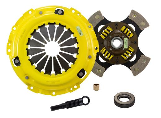 1990-1998 Nissan Pulsar-R; AWD (JDM) ACT Clutch Kit - Heavy Duty Pressure Plate (Race Sprung 4-Pad Disc)