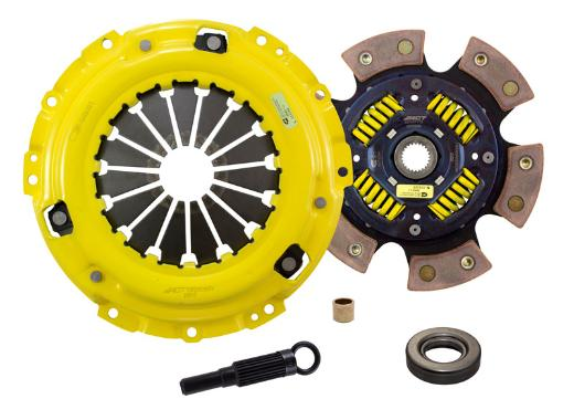 1990-1998 Nissan Pulsar-R; AWD (JDM) ACT Clutch Kit - Heavy Duty Pressure Plate (Race Sprung 6-Pad Disc)
