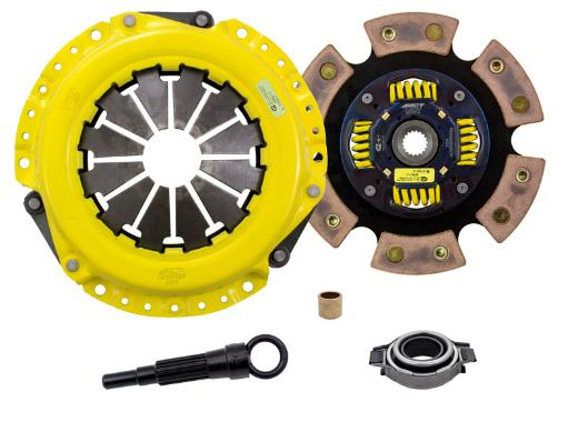 1991-2000 Infiniti G20; 2.0L ACT Clutch Kit - Heavy Duty Pressure Plate (Race Sprung 6-Pad Disc)