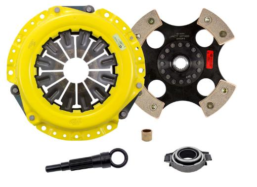 1991-2000 Infiniti G20; 2.0L ACT Clutch Kit - Xtreme Pressure Plate (Race Rigid 4-Pad Disc)