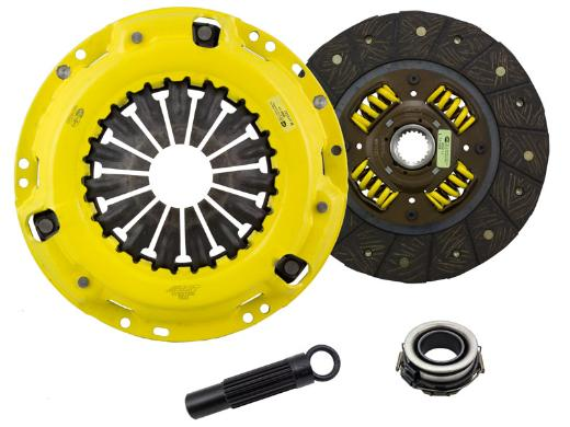 1990-1991 Lexus ES250; 2.5L Engine ACT Clutch Kit - Heavy Duty Pressure Plate (Performance Street Sprung Disc)