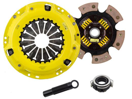 1999-2002 Toyota Solara SE Coupe; 3.0L Engine ACT Clutch Kit - Heavy Duty Pressure Plate (Race Sprung 6-Pad Disc)