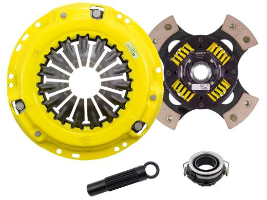 1999-2002 Toyota Solara SE Coupe; 3.0L Engine ACT Clutch Kit - Xtreme Pressure Plate (Race Sprung 4-Pad Disc)
