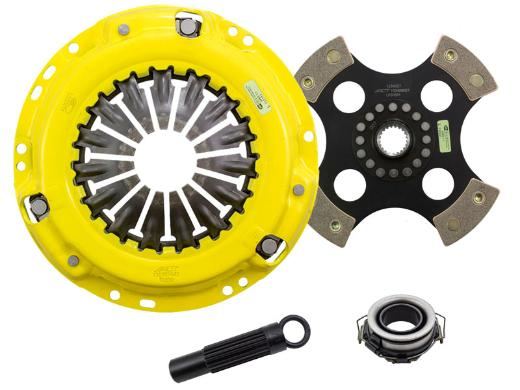 1999-2002 Toyota Solara SE Coupe; 3.0L Engine ACT Clutch Kit - Xtreme Pressure Plate (Race Rigid 4-Pad Disc)