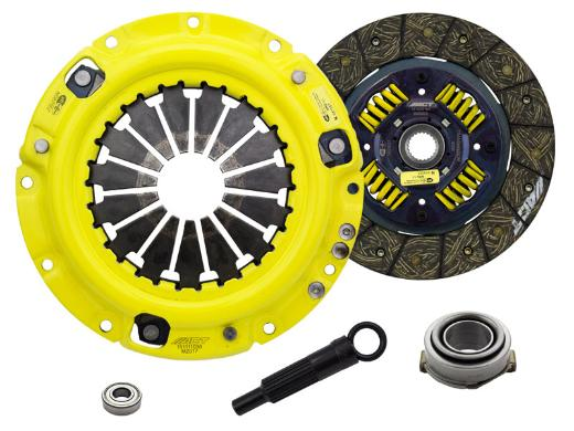 1996-2003 Kia Sephia; 1.8L Engine ACT Clutch Kit - Heavy Duty Pressure Plate (Performance Street Sprung Disc)