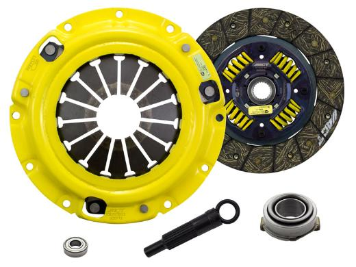 1996-2003 Kia Sephia; 1.8L Engine ACT Clutch Kit - Xtreme Pressure Plate (Performance Street Sprung Disc)