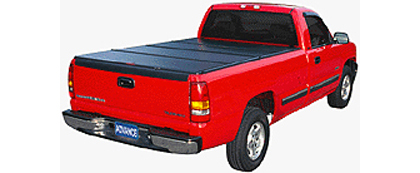 04-Up Canyon 5ft Box  Advance Cover Folding Tonneau Covers - 4 Panel