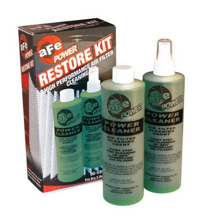 All Fuel Intake Modern Muscle Cars (Universal) aFe Restore Kit - Pro Dry S