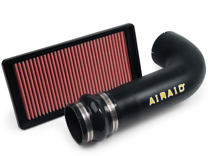 00-03 Dodge Dakota/Durango 4.7L  Airaid Jr Filter / Tubes Kit