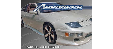 90-97 Nissan 300ZX AIT Racing VS Style Body Kit - Side Skirts