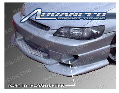 Honda Accord Racing Auto Parts on 1998 2002 Honda Accord Ait Racing Street Fight 2 Style Body Kit