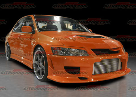 03-07 Evo 8/9 Ait Racing CW Body Kit - FULL KIT