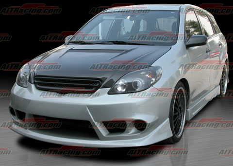 03-07 Matrix Ait Racing T-Max Body Kit - FULL KIT