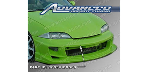 95-99 Chevrolet Cavalier 2DR AIT Racing Bomex Style Body Kit - FULL KIT