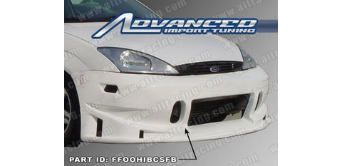 00-03 Ford Focus ZX3 AIT Racing Buddy Club Style Body Kit - FULL KIT