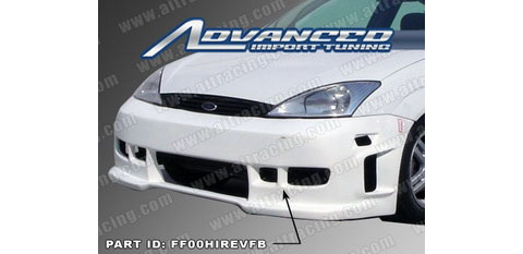 00-03 Ford Focus ZX3 AIT Racing Revolution Style Body Kit - FULL KIT