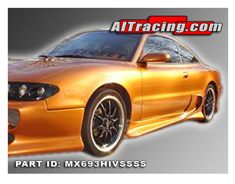 93-97 Mazda MX-6 AIT Racing VS Style Body Kit - Side Skirts