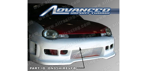 95-99 Dodge Neon 2DR AIT Racing Revolution Style Body Kit - Front Bumper