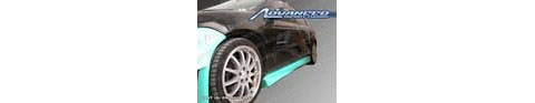 00-02 Dodge Neon AIT Racing Show Style Body Kit - Side Skirts