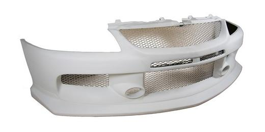 03-07 EVO 8/9 APR Performance Body Kit - Fiberglass Front Bumper w/ Lip