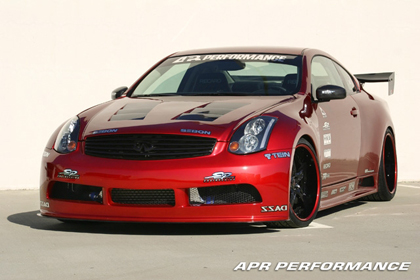 03-07 G35 Coupe APR Performance GTR35 Wide Body Kit - FULL KIT