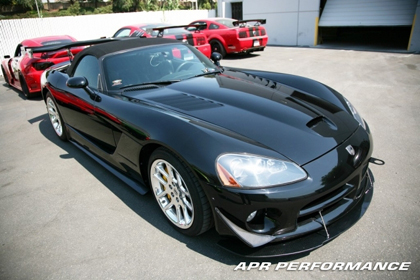 03-Up Viper SRT-10 Convertible / Coupe APR Performance Body Kit - Carbon Fiber Side Rocker Extensions