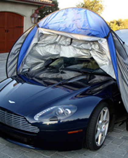 Touchless Car Cover Video
