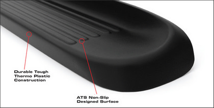 "2000-06 Chevrolet Tahoe  ATS Running Boards - UNI 1. Series Non-Lighted - 80"" (Must Buy Bracket Separately To Install)"