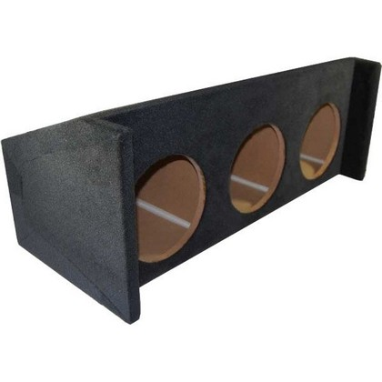 "1998-2005 Ford Expedition Audiobahn Triple 10"""" Subwoofer Enclosure"