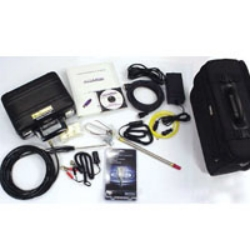 2003-2006 Mercedes Sl-class Auto Logic PC Based 5-Gas Emissions Analyzer With integrated OBD-II Scan Tool