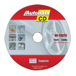 Universal (All Vehicles) Autodata Full Tech Series CD - Domestic and import-2007