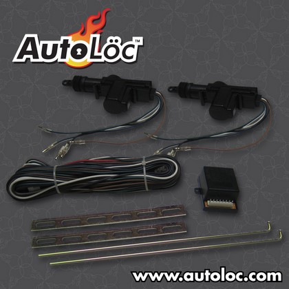1996-1999 Audi A4 AutoLoc Central Locking 2 Door System