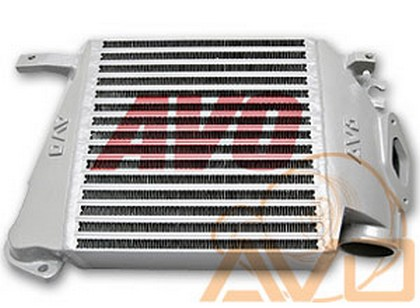 2009+ Subaru Forester AVO Top Mount Intercooler
