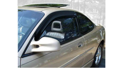 97-02 Grand Prix 2DR Coupe AVS Sunroof Deflectors - Ventvisor 2PC (Smoke)