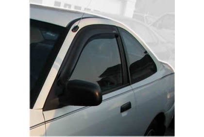 97-01 Mirage 2DR Coupe AVS Sunroof Deflectors - Ventvisor 2PC (Smoke)