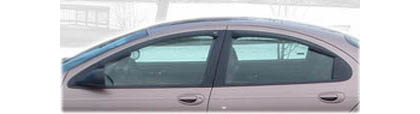 98-04 Concorde 4DR Sedan AVS Sunroof Deflectors - Ventvisor 4PC (Smoke)
